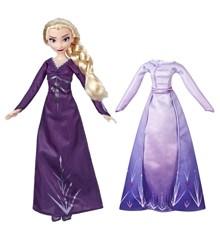 Disney Frozen 2 - Doll & Fashion - Elsa (E6907)