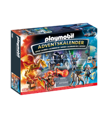 Playmobil - Julekalender - Kampen om den magiske sten (70187)