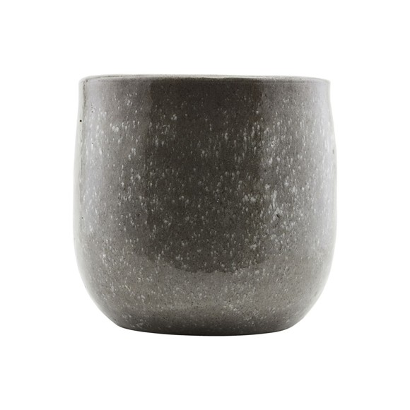 House Doctor - Vase Earth Small - Grey (Dp0390)