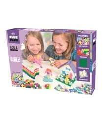 Plus Plus - Mini Pastel - 600 pcs - Starter Set (5009)