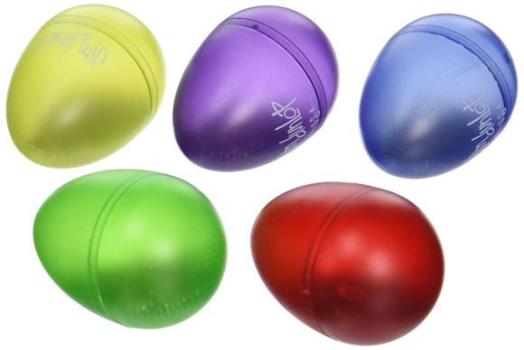 Dunlop - 9102 - Colorful Percussion Shaker Egg (Various Colours)