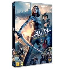 Alita: Battle Angel - - DVD
