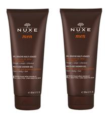 Nuxe Men - Shower Gel 2 pak 2x200 ml
