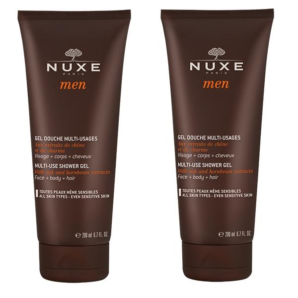 Nuxe Men - Shower Gel Duopack 2x200 ml