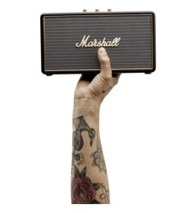 Marshall Stockwell Bluetooth højtaler sort