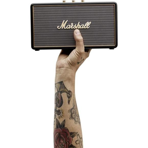 Marshall Stockwell Bluetooth Speaker Black