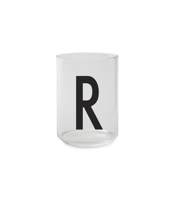 ​Design Letters - Personal Drinking Glass R