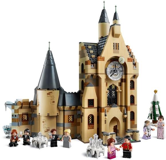 LEGO Harry Potter - Hogwarts Clock Tower (75948)