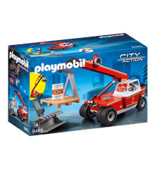 Playmobil - Fire Crane (9465)