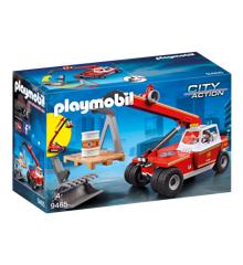 Playmobil - Stigevogn (9465)