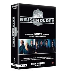 Rejseholdet komplet DVD boks