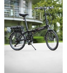 "Bikemate - Electric/Hybrid Bike 20"" 250w Black"