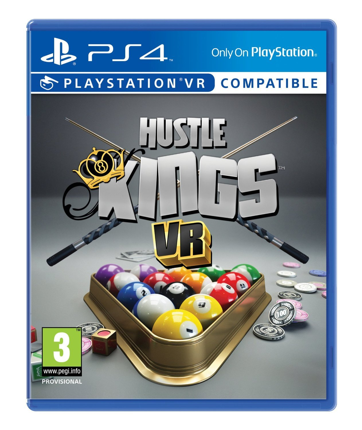 Hustle Kings (VR) (Nordic)