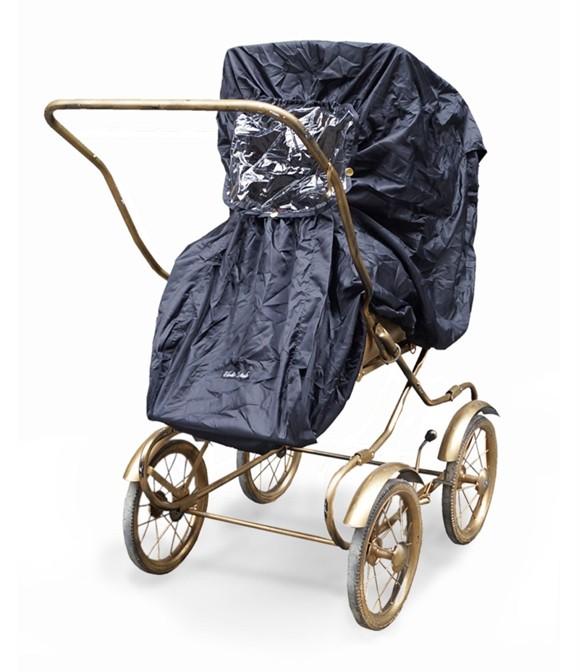 Elodie Details - Stroller Raincover - Black Edition