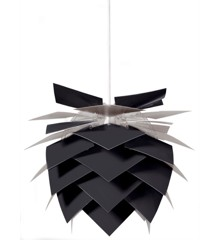 Dyberg-Larsen - Pineapple Lamp Medium Ø 45 cm - Black