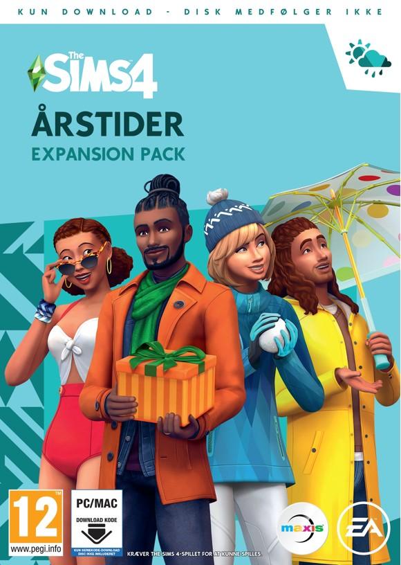 The Sims 4 Seasons (DK)