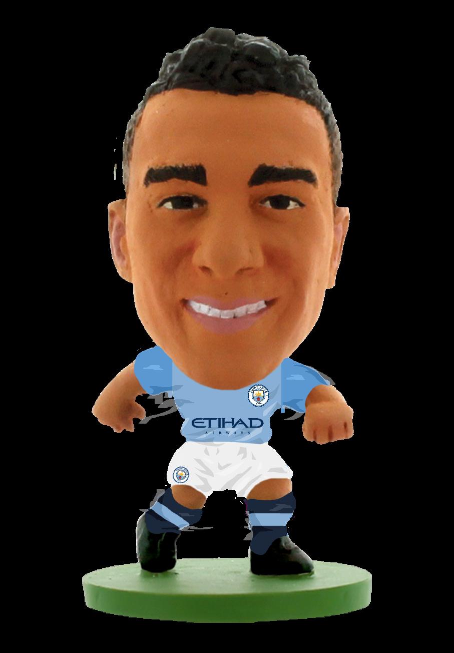 Soccerstarz - Manchester City Danilo - Home Kit (2019)