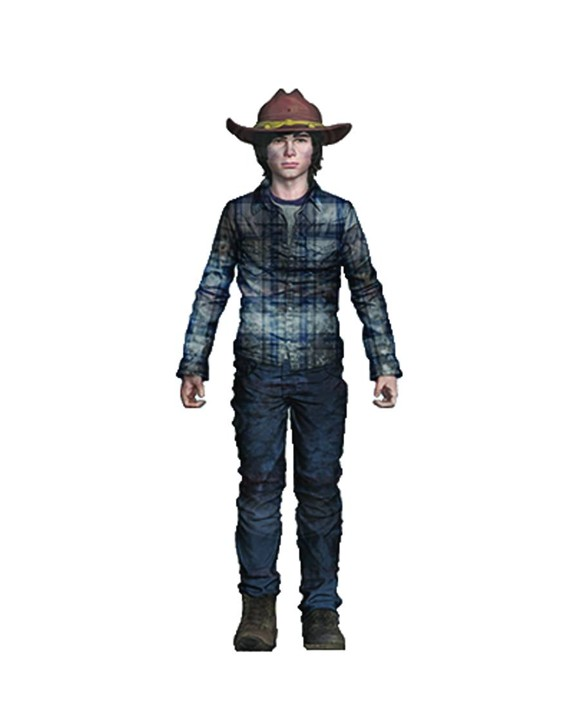 Walking Dead Tv Series 7 Carl Grimes Af Cs