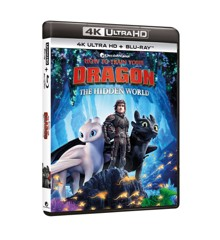 How To Train Your Dragon: The Hidden World - 4k Uhd+ Blu ray