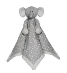 Diinglisar - Organic Comforter, Stars Elephant (TK2798)