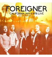 Foreigner - Best of Live at the Super Jam II Festival, Ontario Motor Speedway, Ca. 1978 - Vinyl