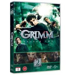 Grimm - season 2 - DVD