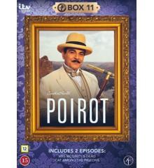 Poirot - boks 11 - DVD