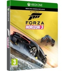 Forza Horizon 3 - Ultimate Edition (Import)