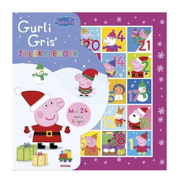 Gurli Gris - Julekalender (9010)