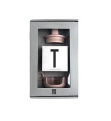 Design Letters - Grow With Your Cup Gaveæske T - Pink