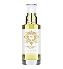 REN - Moroccan Rose Gold Glow Perfect Dry Oil 100 ml