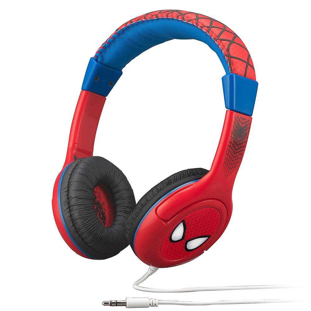 eKids - Headphone with volume limiter - Spiderman (10228368)