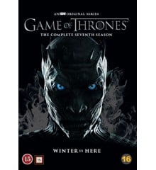 Game of Thrones - Sæson 7 (Blu-Ray)
