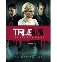 True Blood Box - Komplet - Sæson 1-7 - DVD