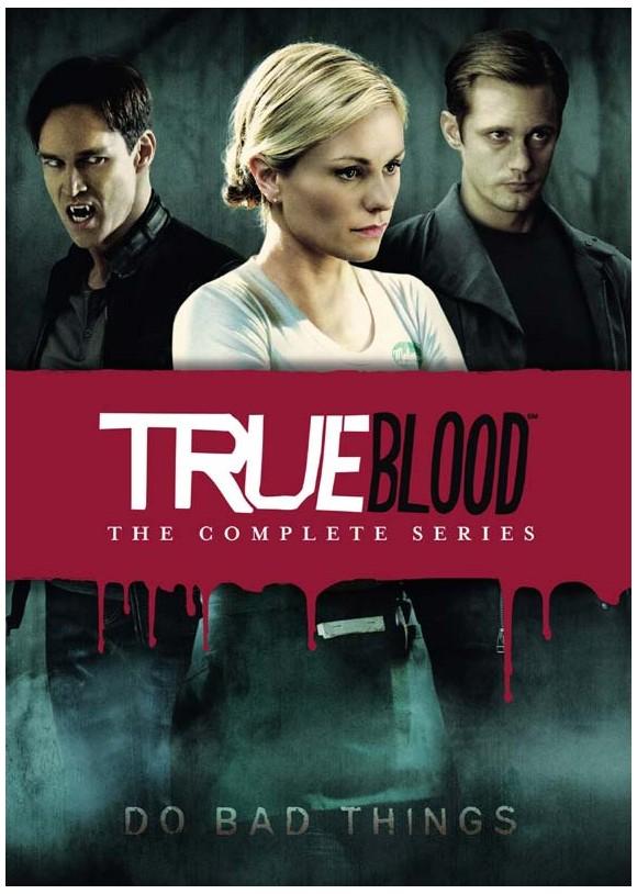 True Blood Box - Komplet - Sæson 1-7 - DVD