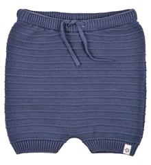 PAPFAR - Strikkede Shorts m. Mønster