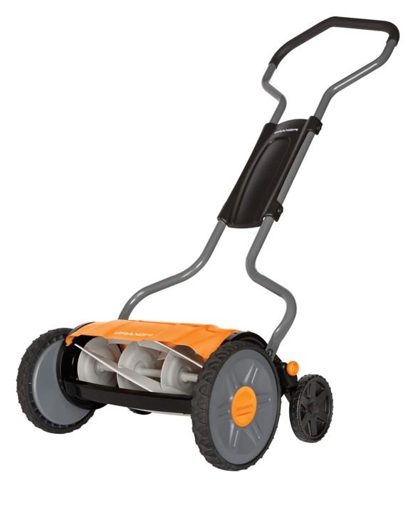Fiskars - StaySharp Plus Reel Mower
