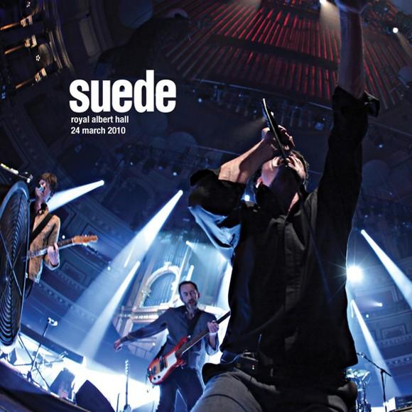 Suede – Royal Albert Hall, 24 March 2010 - 3Vinyl
