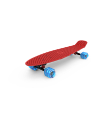 Shark Wheel - Skateboard, Rød
