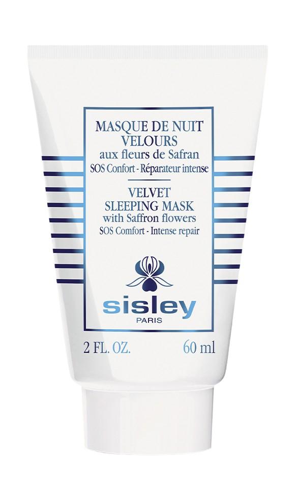 Sisley - Velvet Sleeping Mask w. Saffron