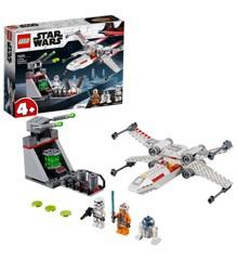 LEGO Star Wars - X-wing-stjernejager – Dødsstjerne-angreb (75235)