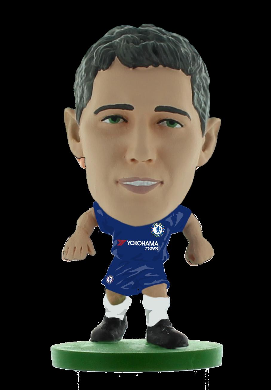 Soccerstarz - Chelsea Andreas Christensen - Home Kit (2020 version)