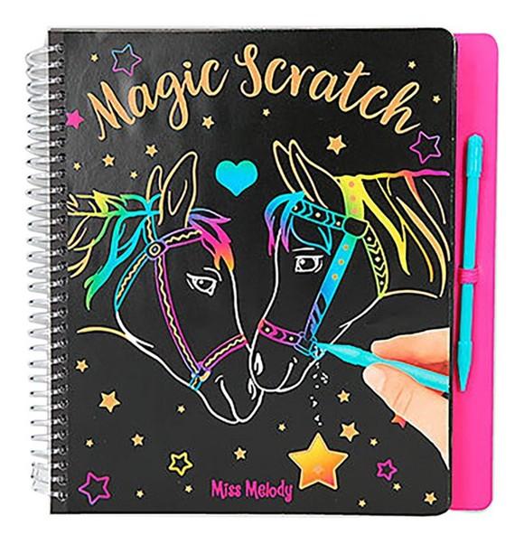 Miss Melody - Magic Scratch Book (0410866)