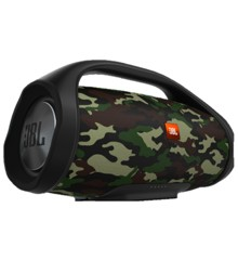 JBL - Boombox Bærbar Bluetooth-Højttaler Camouflage