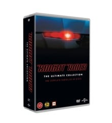 Knight Rider - The Complete Series (26 disc) - DVD