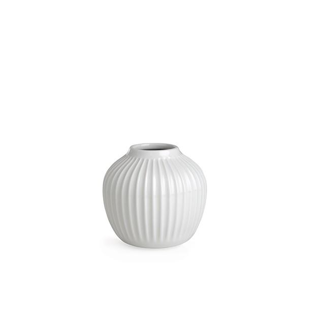 Kähler - Hammershøi Vase Small - White (692361)