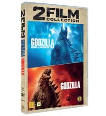 Godzilla 1-2
