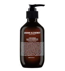 Grown Alchemist - Hand Cream: Vanilla & Orange Peel 300 ml