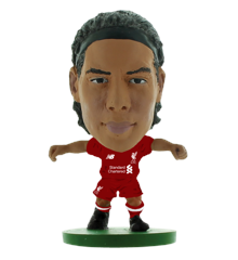 Soccerstarz - Liverpool Virgil Van Dijk - Home Kit (2020 version)