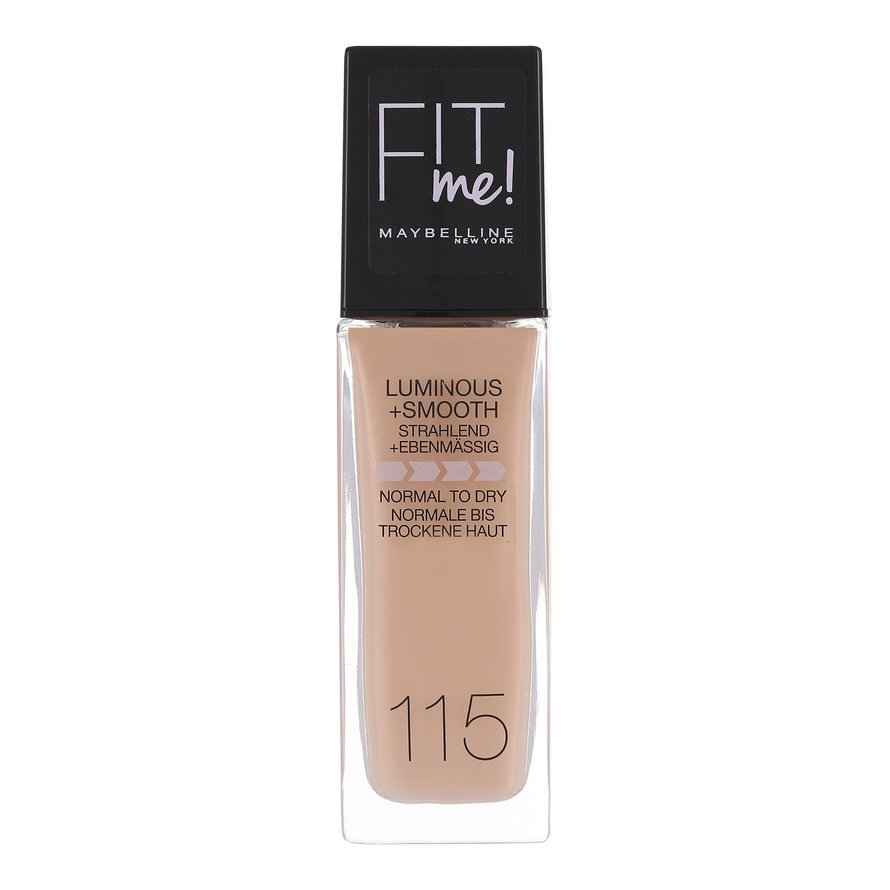 Maybelline - Fit Me Luminous&Smooth Foundation - Ivory 115